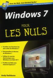 Vente livre :  Windows 7 (2e édition)  - Andy Rathbone