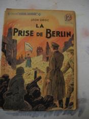 La Prise De Berlin - Couverture - Format classique