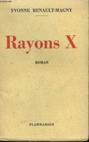 Rayons X. - Couverture - Format classique
