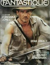 L'Ecran Fantastique Le Retour D'Indiana Jones - Couverture - Format classique