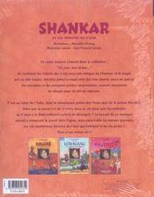 Shankar - 4ème de couverture - Format classique