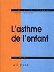 L'Asthme De L'Enfant - Intérieur - Format classique