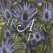 Herbier alpin, herbier divin - Couverture - Format classique