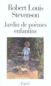 Jardin De Poemes Enfantins - Intérieur - Format classique