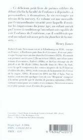 Jardin De Poemes Enfantins - 4ème de couverture - Format classique