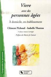Vivre avec des personnes agées (5e édition) - Intérieur - Format classique