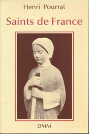 Saints De France - Couverture - Format classique