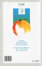 Le figuier - 4ème de couverture - Format classique