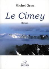 Le Cimey - Couverture - Format classique