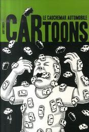 Cartoons ; le cauchemard automobile - Intérieur - Format classique