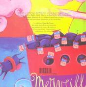 Un Nuage Sur Les Escaliers Du Ciel - 4ème de couverture - Format classique