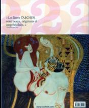 Klimt - 4ème de couverture - Format classique