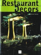 Restaurant Decors - Intérieur - Format classique
