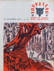 Louveteau N°18 du 20/12/1956 - Couverture - Format classique