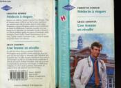 Medecin A Risque Suivi De Une Femme En Revolte (Dr Devastating - Nurse In The Valley) - Couverture - Format classique