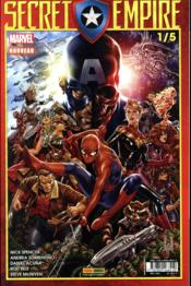 Secret Empire N.1  - Secret Empire