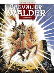 Chevalier Walder t.7 ; terre maudite - Couverture - Format classique
