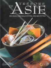 Tresors d'asie - Couverture - Format classique