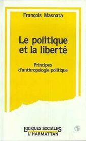 Politique Et La Liberte - Intérieur - Format classique