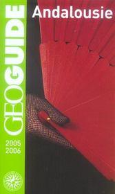 Geoguide ; Andalousie (édition 2005/2006) - Intérieur - Format classique