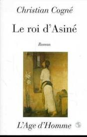 Le Roi D'Asine - Couverture - Format classique