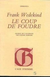 Le Coup De Foudre - Couverture - Format classique