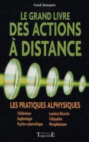 Grand Livre Des Actions A Distance - Couverture - Format classique
