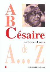 A, B, Césaire - Intérieur - Format classique