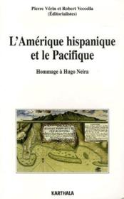L'amérique hispanique et le Pacifique ; hommage à Hugo Neira - Couverture - Format classique