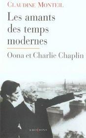 Les Amants Des Temps Modernes ; Oona Et Charlie Chaplin - Intérieur - Format classique