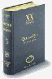 Qui était qui ; dictionnaire biographique des français disparus ayant marqué le XXe siècle - Intérieur - Format classique