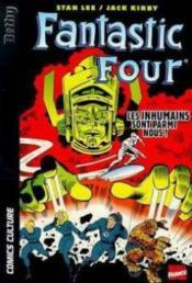 Fantastic four t.1 ; panthere noire - Couverture - Format classique