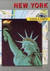 New-york - Couverture - Format classique