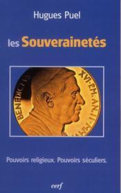 Souverainetes - Couverture - Format classique
