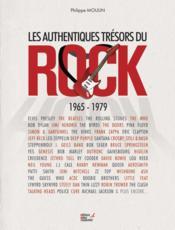 Authentiques trésors du rock - Couverture - Format classique