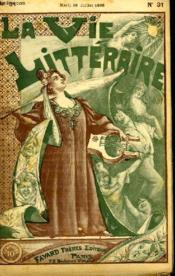 Le Lion A La Mairie. La Vie Litteraire. - Couverture - Format classique