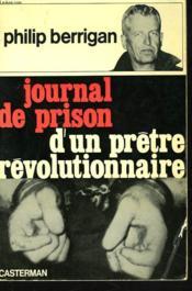 Journal De Prison D'Un Pretre Revolutionnaire - Couverture - Format classique