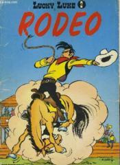 LUCKY LUKE - rodeo - 2 - Couverture - Format classique