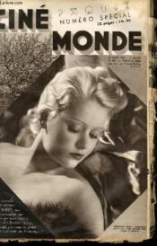 CINEMONDE - 7e ANNEE - N° 284 - KATHARINE HEPBURN EST PASSE A PARIS... - Couverture - Format classique