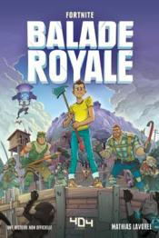Vente  Fortnite ; balade royale  - Mathias Lavorel - Saboten