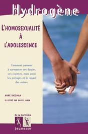 Homosexualite A L'Adolescence (L') - Couverture - Format classique