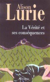 La Verite Et Ses Consequences - Intérieur - Format classique