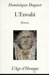 L'Envahi - Couverture - Format classique