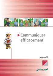 Communiquer efficacement - Couverture - Format classique