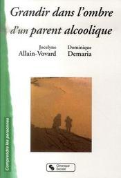 Grandir dans l'ombre d'un parent alcoolique - Intérieur - Format classique