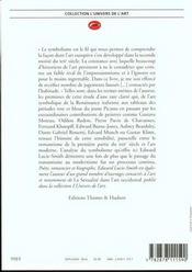 Symbolisme (Le) - 4ème de couverture - Format classique