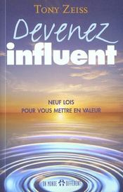 Devenez influent - Intérieur - Format classique