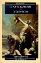Epopee Irlandaise : Le Cycle De Finn. - Couverture - Format classique