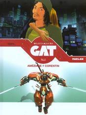 Golgoth Aqua Tek, Gat - Intérieur - Format classique
