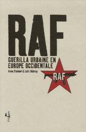 Raf - Couverture - Format classique